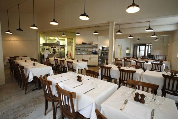 St John Restaurant Review Smithfield London