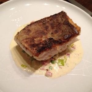 London food blog pollock