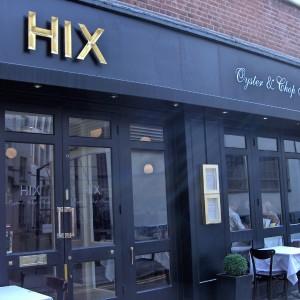 HIX Oyster Chop House Restaurant Review