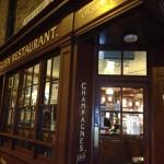 The English Restaurant London Restaurant Review