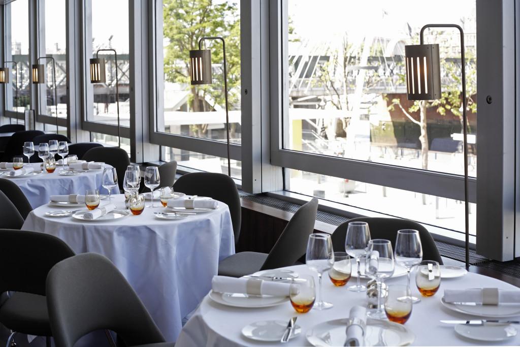 Skylon Restaurant London Review