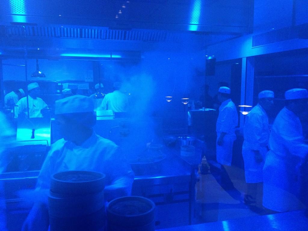 Hakkasan's HKK London Restaurant Review