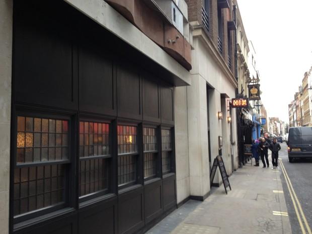 Hix Soho London Restaurant Reviews