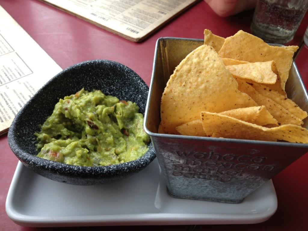 Wahaca nachos London food blog