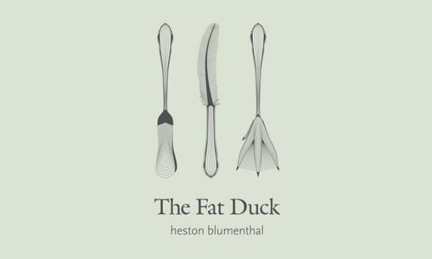 Top Restaurant The Fat Duck London