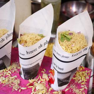 World street food festival Southbank