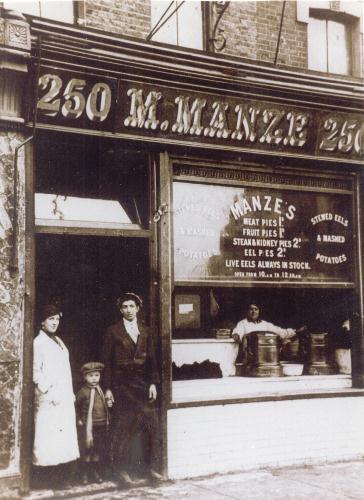 el manze 1902