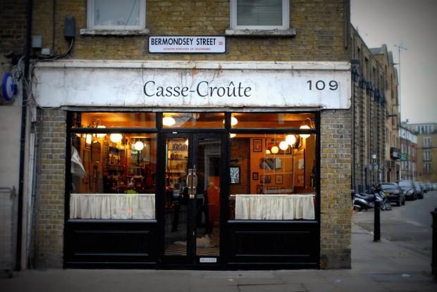 Casse Croute london restaurant blog review
