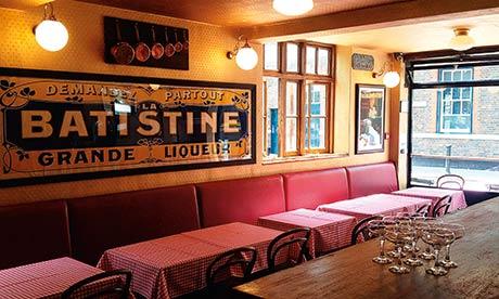 Restaurant: Casse-Croute