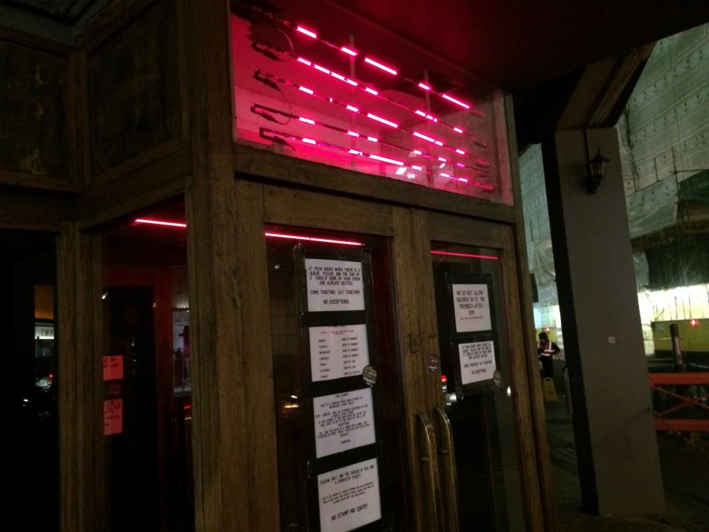 Meatliquor London Review