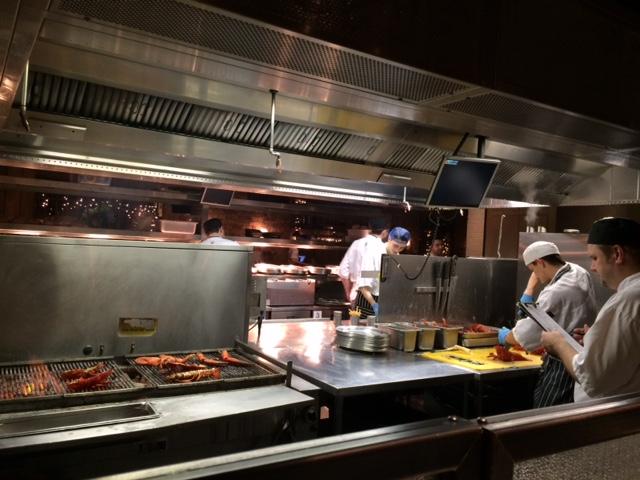 Burger & Lobster Kitchen Farringdon