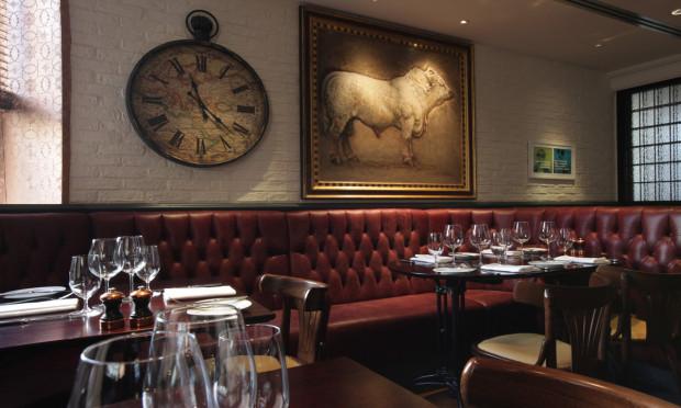The Gentlemen's Luncheon Club