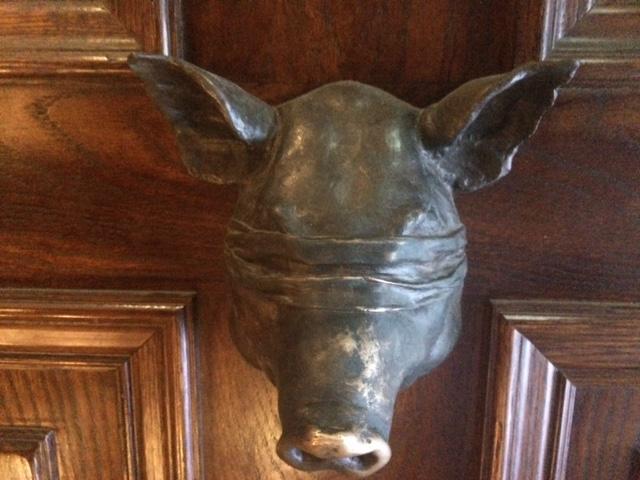 London foodie blog review of Blind pig soho