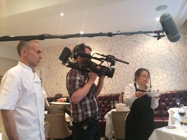 Michel Roux Kitchen Impossible
